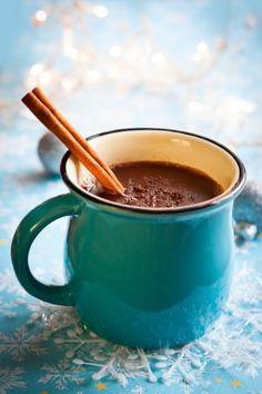 Ingrédients et recette du vrai chocolat chaud traditionnel pour les bons goûters de l'hiver