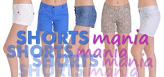 Short o bermuda sono una ottima occasione per mostrare le gambe abbronzate.   Valorizzano la figura soprattutto se indossati con sandali colorati con zeppa o tacchi alti. Si possono osare anche un paio di leggins sotto.  Stay trendy!  http://www.fourstrokegroup.com/shop/c/shorts/344