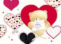 Valentijnskaarten - Forever Friends - Echte kaarten maken & versturen | Hallmark.nl