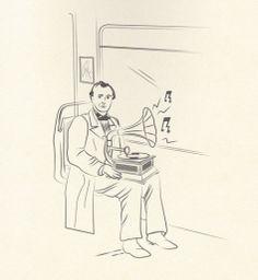 パリの公共交通機関が出版した地下鉄エチケットガイドが斬新で笑えると話題に - IRORIO(イロリオ)
