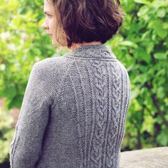 "Naturally yours - De Rerum Natura Design: Hanna Maciejewska Yarn: Gilliatt ""granit"""