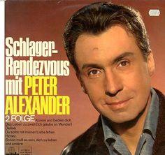 Albumcover Peter Alexander - Schlager-Rendezvous mit Peter Alexander 2. Folge Easy Listening, Lps, Soundtrack, Peter Alexander, Comedy, Album Cover, Mom And Grandma, Vinyl Cover, Bands