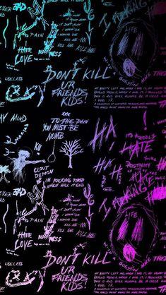 Graffiti Wallpaper Iphone, Cute Black Wallpaper, Gothic Wallpaper, Crazy Wallpaper, Wallpaper Animes, Black Phone Wallpaper, Glitch Wallpaper, Black Aesthetic Wallpaper, Cute Wallpaper Backgrounds