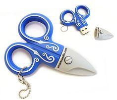 Embroidery Scissors USB Flash Drive - 2gb Blue Smartneedle http://www.amazon.com/dp/B00HYL3F6E/ref=cm_sw_r_pi_dp_cRnKub0GR897X