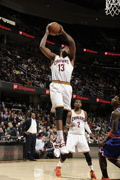 Cavaliers vs. Knicks - December 10, 2013   THE OFFICIAL SITE OF THE CLEVELAND CAVALIERS...Tristan Thompson