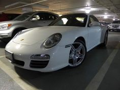 2013 Porsche 4S - The Ghost of The Underground