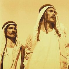 Travels in the Middle East Two Yezidee recruits to the Iraqi Levies with plaited hair and Arab head-dresses and robes. Arabic Hairstyles, Plaits Hairstyles, Kurdistan, Old Pictures, Old Photos, Vintage Photos, The Kurds, Religion, Cecil Beaton