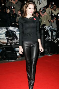 Angelina Jolie Style & Fashion – Photos & Outfits (Vogue.com UK)