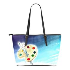Painting Artist Tote Bag
