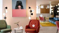 Jaime Hayon | hotel design | interior design hotel | madrid hotel | spanish hotel | spanish famous hotel | spanish designer | colorful hotel | trendy hotel | hotel 2017