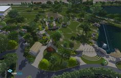 Project Overview, Concept Art by GLMV Architecture