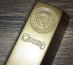 Gringotts Bank Gold Bar Paperweight | Geek Armory