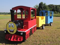 Thomas trackless train model 1 for sale