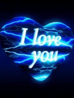 I Love You gif by Cute_Stuff I Love You Pictures, Love You Gif, Love Images, My Love, Soulmate Love Quotes, I Love You Quotes, Love Yourself Quotes, Corazones Gif, I Love You Animation