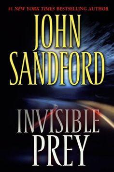 Invisible Prey - Lucas Davenport #17. 3/5 stars. sm