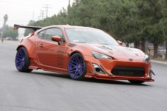 '13 Scion FR-S by Vortech Superchargers - Learn more at www.motoroso.com
