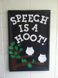 Owl theme for speech therapy! I'm thinking owls this year! Whooo? Owls! Yeah... Ba bam kiddos!