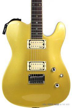 Fender Telecaster FSR Goldtop $750