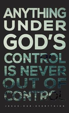No matter what type of employment or business that you are in, God is in control. You have to trust Him in order for His miracles to given given into your hands. Through your hands, God will touch the world.
