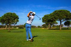 Ignacio Isern, Pro de Villanueva Golf