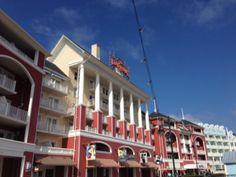 Disney's Boardwalk Resort Review #deluxe