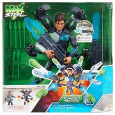 Max Steel Turbo Missions Toy | max steel