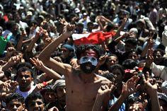 Opstanden Midden-Oosten