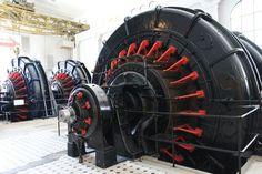 Maar Hydroelectric Power Plant - Rjukan, Norway Hydroelectric Power, Game Assets, Tour Tickets, 4 Photos, Solar Power, Norway, Trip Advisor, Tours, 3d