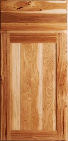 Find This Pin And More On Hickory Kitchen Cabinet Doors