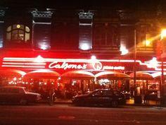 Calzone's  San Francisco, Ca.