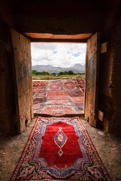 A Gate in the Way [Yazd, Iran], from Knot by Jalal Sepehr, 2011