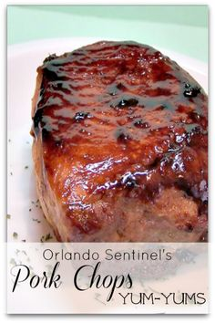 Pork Chops Yum-Yums by The Orlando Sentinel