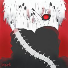 Tokyo Ghoul Don't Look For Me, Don't Look At Me by esquell on DeviantArt