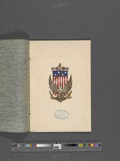 menu-02770 - 02861-Eagle, USA flag