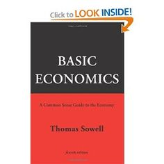 Thomas Sowell - Basic Economics