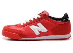 New Balance 360 Fire Red White Shoes