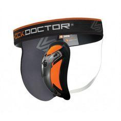 Support avec Ultra Carbon Flex Cup Shock Doctor
