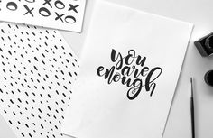 you are enough - liss
