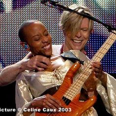 "davidssecretlover: ""Teasing Gail Ann (again!), Reality tour 2003-04 """