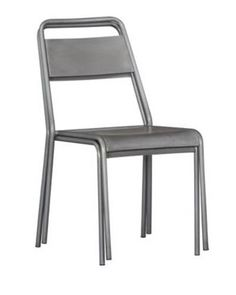 "CB2 Sal chair, 33"" h. x 19"" w. x 22.5"" d., $120; cb2.com   - ELLEDecor.com"