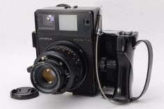 [Exc+++++] Mamiya Universal Press w/ Sekor P 127mm f/4.7 Lens  From Japan  #L37  | eBay