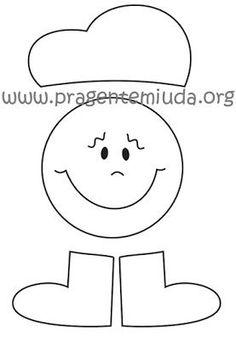 Lembracinhas dom sucata para o dia do soldado - Pra Gente Miúda Mickey Mouse Birthday Decorations, Paper Animals, Memorial Day, Detective, Diy And Crafts, Preschool, Snoopy, Activities, Cards
