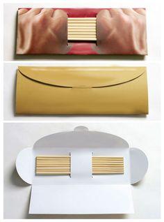 Brochure Sample by DeADMems.deviantart.com on @deviantART bisa di buat undangan nikah tuh,, kreatif kreatif kita aja
