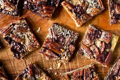 Chocolate Pecan Bars Recipe - NYT Cooking