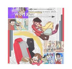 """""""BOTC Round 3// Character Switch to Marco Diaz"""" by art-by-rose ❤ liked on Polyvore featuring Disney, sass & bide, Uniqlo, rag & bone and Converse"""