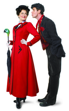 Mary Poppins #MaryPoppins #Theatre #Costume