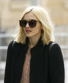 Fearne Cotton - Fearne Cotton Arrives at the BBC Radio Studios