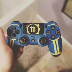 #Fallout Controller
