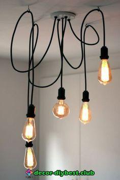 Industrial Pendant Lighting Dining 57 Ideas For 2019 Industrial Pendant Lights, Chandelier Pendant Lights, Modern Industrial, Decor Industrial, Design Industrial, Pendant Lamp, Dining Lighting, Modern Lighting, Lighting Design