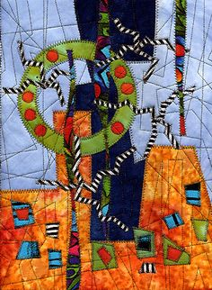 David Walker: Art Quilts - In Search of True North